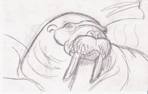 Oldie 2010 I am the Walrus by Shugamri
