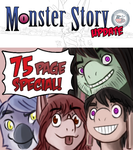 Monster Story 75 Page special! by CountDraggula