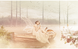 Once upon a time... by GeneRazART