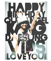 Happy birthday Daesung by gdomination