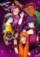 Welcome to Galaxy by Kalu-Chan11