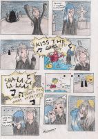 Kiss the Saix by Kukkaruukku