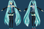 miku 2013 w.i.p by chatterHEAD