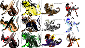 Adopts:DRAW TO ADOPT by Darks-Park-Adopts