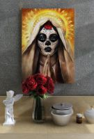Day of the  dead by pnn