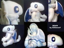 BEWD plushie by Elitazesf