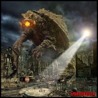 Nightmare Gamera by Legrandzilla