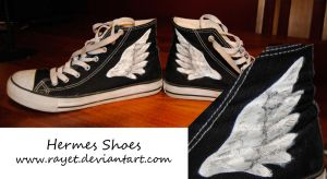 Hermes Shoes by Thepiedsniper