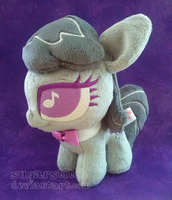 MLP FiM: Octavia Ponydoll by sugarstitch