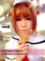 Card Captor Sakura - cookie by Seke-Ume