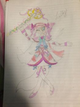 Lilly,Magician of Joy by Maridash4ever