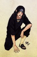 Naruto - Get Up, Itachi by Renny08