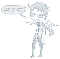 Hipster Cas by musicalirony