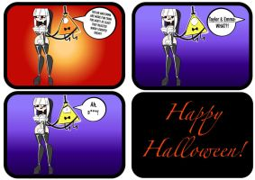 Halloween Comic Part 3 by Codykins123