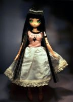 Sachiko-chan OOAK doll for sale!!! by L63player