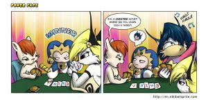 Poker Face by nime080