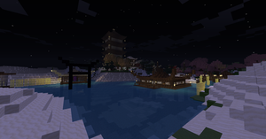 japanese village in mc 2 by autobot0d41r
