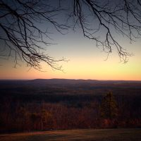 Pine Mountain Valley by seenew