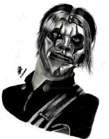 James From Slipknot by mortal-coil