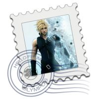 cloud mail stamp by screaM4Dolls