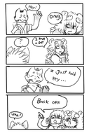 I have a girlfriend (comic) by TOBI707