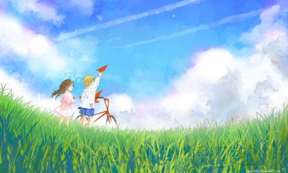 One Day by Ama-Natto