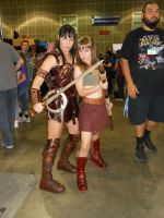 Comikaze Expo 2013 5 by MidnightLiger0