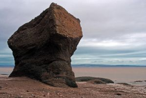 Hopewell Rocks 10 by LucieG-Stock