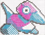 Porygon by qwerty535