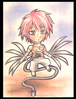 Chibi Collection: Sasori by Tsiomi