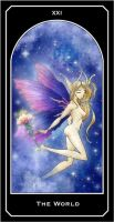 The World - Lepidopteran Deck by blue-fusion