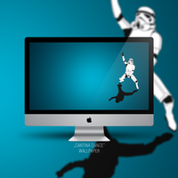 Cantina Dance - Wallpaper by legalcrime