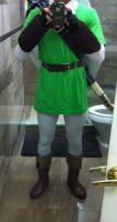 Link Cosplay Preview by SonicLucario