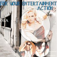 For Your Entertainment Action by Itzeditions