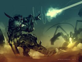 Blast Attack by benedickbana