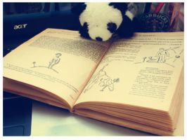 - reading by princessmeli