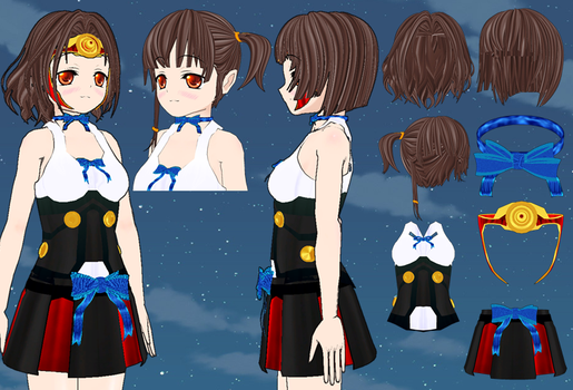 Mumei Pack by Daiger1975