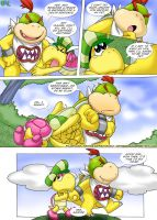 Mario Project 2 pg. 6 by RUinc
