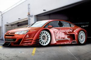 Citroen C5 DTM by BarneyHH