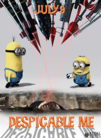 Despicable Me by marslicious