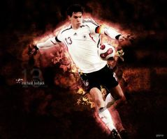 Michael Ballack by d00med