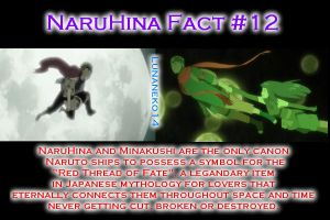 NaruHina Fact #12: Red Thread by lunaneko144