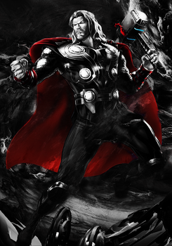 Thor by francisnatra