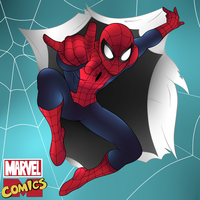 Spiderman Profile Photo  by Mutant-Girl013