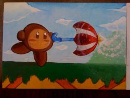 Waddle Dee Painting by jojo263