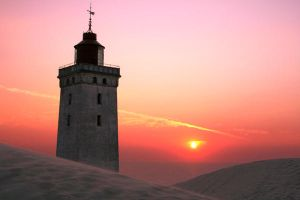 light tower by Equipage