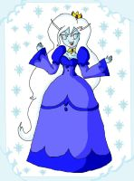 ice queen by ninpeachlover