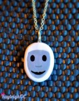 Human Being Necklace by KayleighOC