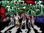 The World Ends with You by The-Blue-Wind