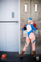 Cammy Cosplay Ikuy 42 by TheUnbeholden